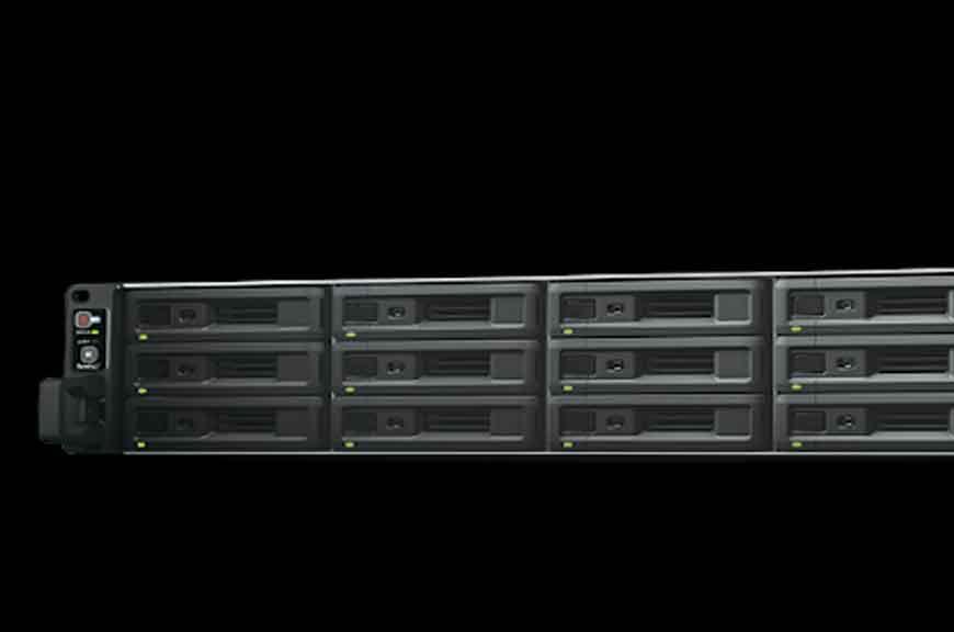 Odzyskiwanie danych z NAS Synology XS+ RAID 5